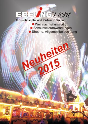Schausteller Katalog
