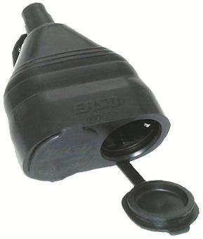 Gummi 2-fach Kupplung Duoflex