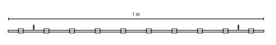 LED-Lichtervorhang-36V-Zubehör