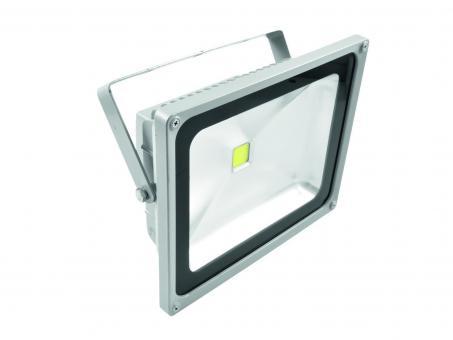 LED Fluter Classic warmweiß 3000K , Silber