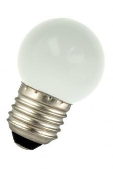 LED Tropfenformlampe, matt