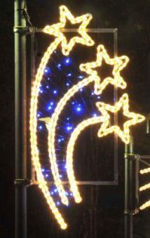 LED Sternenschweif klein