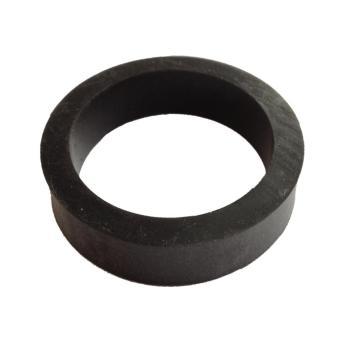 Silikon-Manschette E27, schwarz