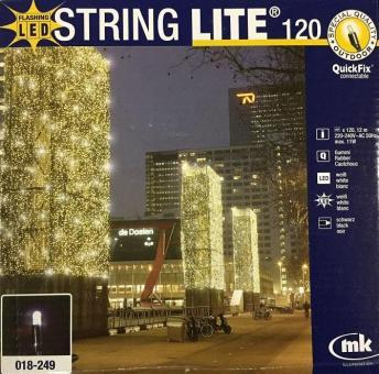 LED-Lichterkette-Flashing *Auslaufartikel*