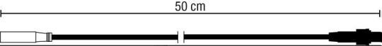 LED-Lichtschlauch-Zubehör