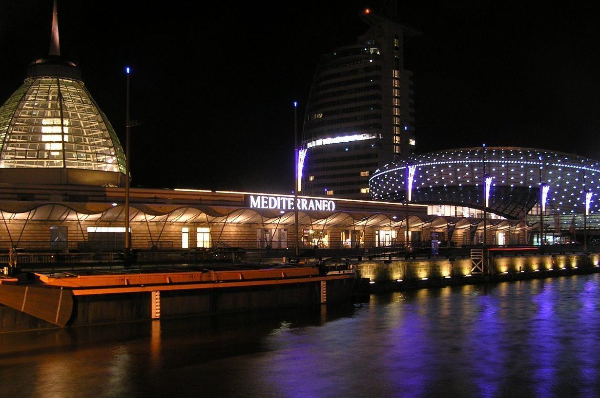 Bremerhaven - Mediterraneo