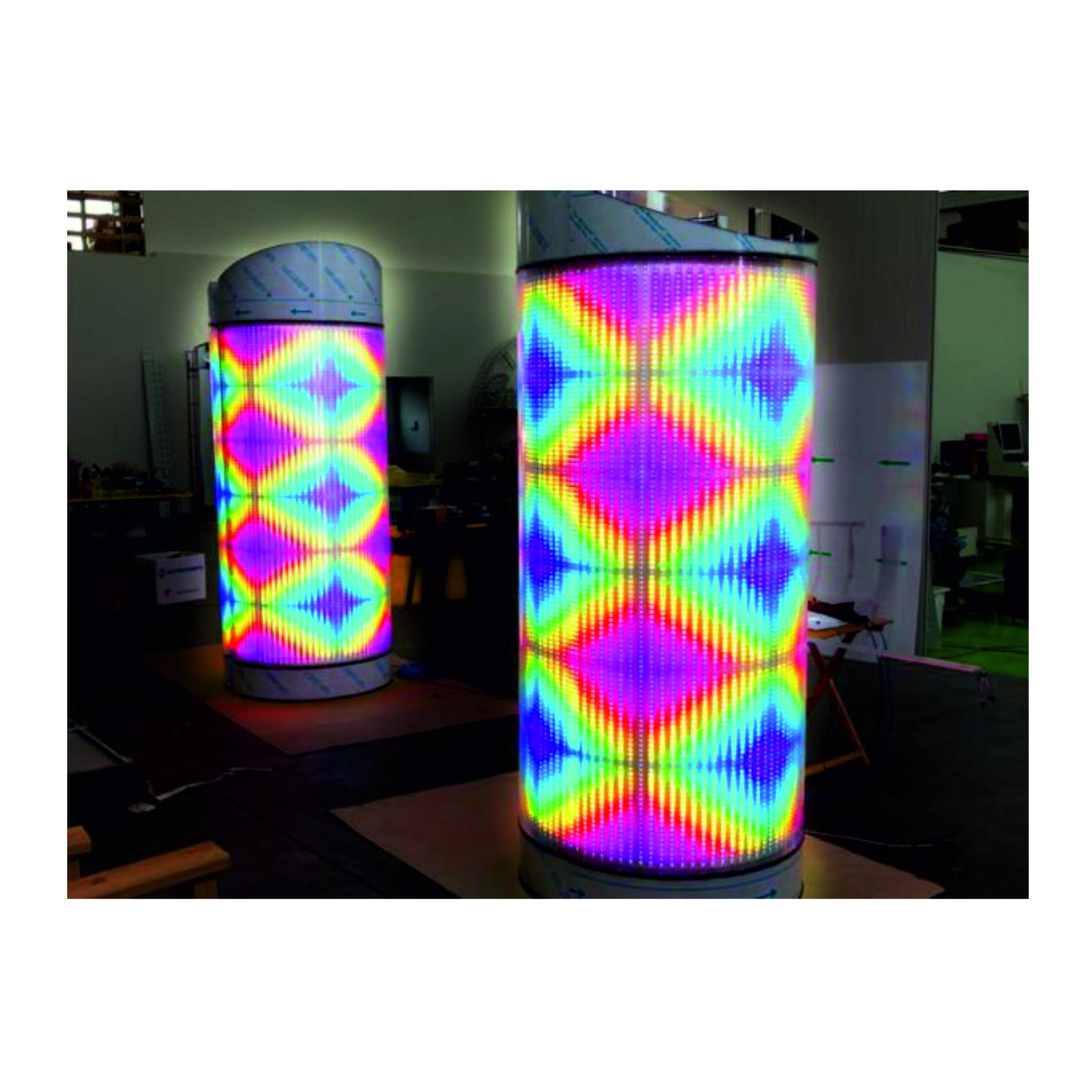 Säulenbeleuchtung 2